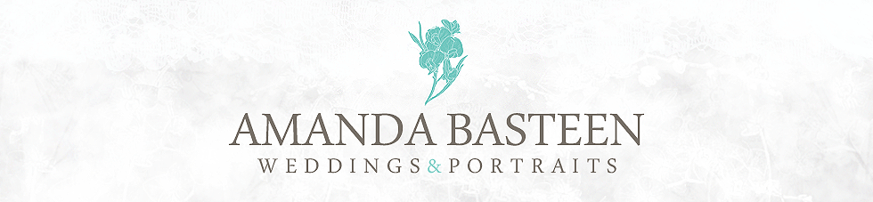 Iowa & Destination Wedding Photographer – Amanda Basteen logo